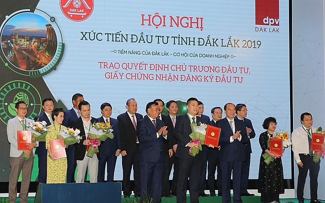 dak lak welcomes more than 3 billion of investment