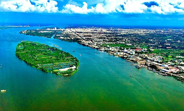 New international port in Mekong River Delta on the cards