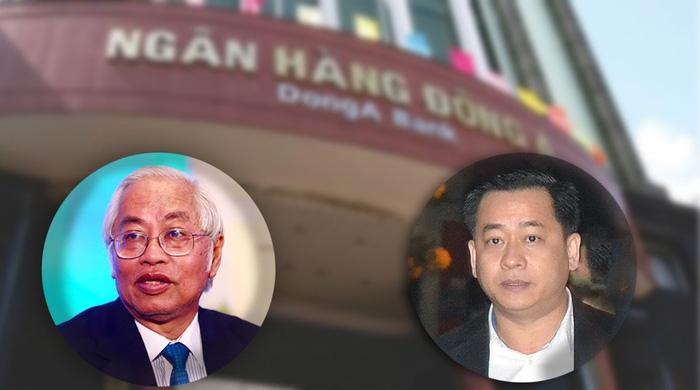 """Vu """"Nhom"""" and Tran Phuong Binh losing $8.8 million of Dong A Bank"""