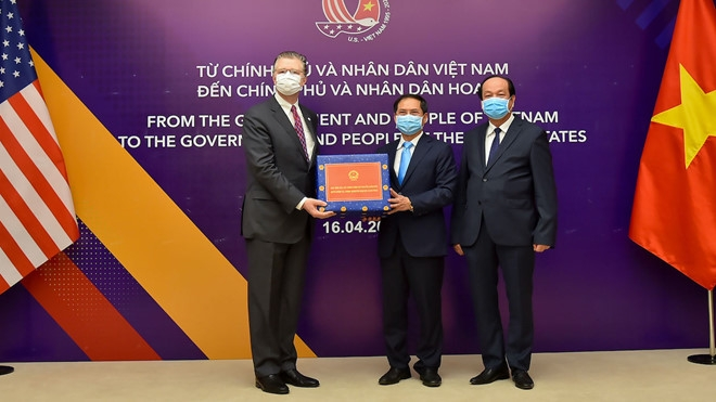 US government supports Vietnam's to fight against COVID-19 with $4.5 million