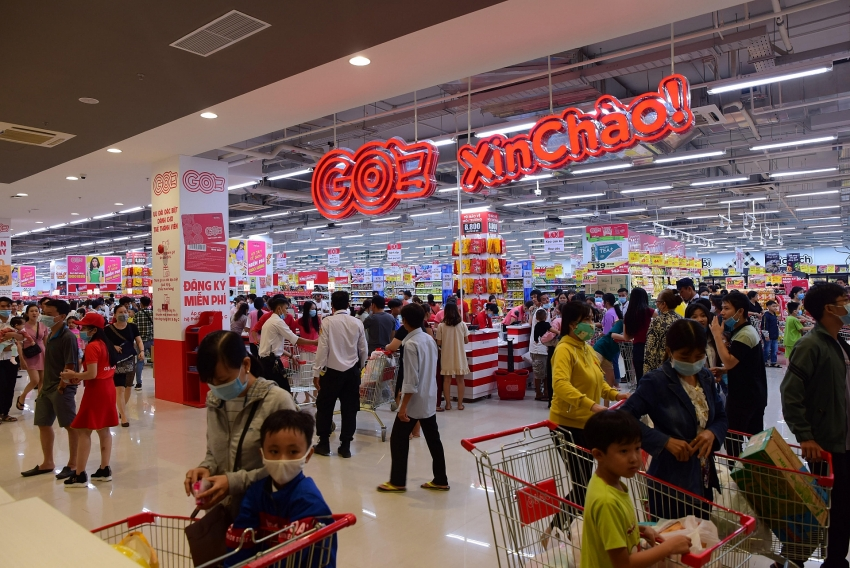 11 billion going to pour into vietnam retail market