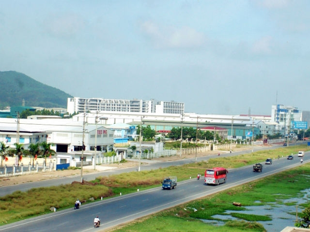 Thousands of hectares of industrial zones approved in first quarter