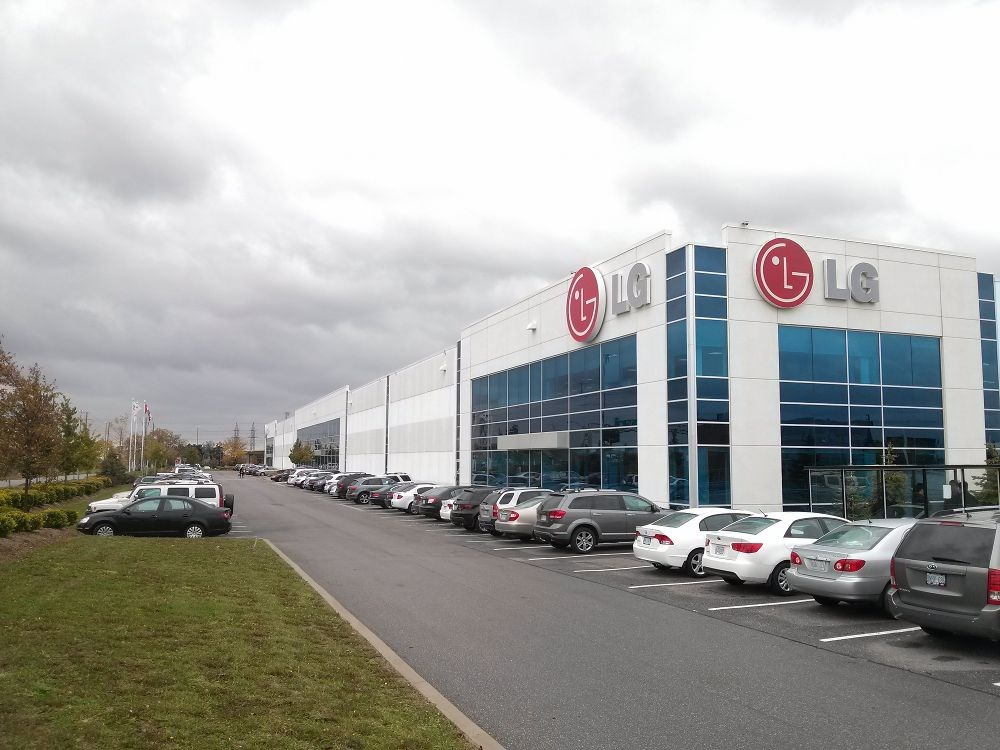 LG Electronics looking for buyer for smartphone plants