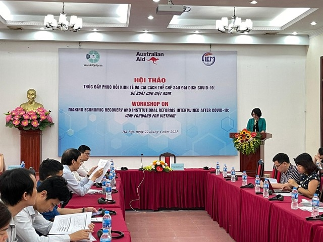 Vietnam's GDP growth could reach 6.76 per cent in 2021-2023