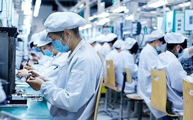 newly-registered-fdi-capital-in-the-first-four-months-increasing-by-25-per-cent-on-year