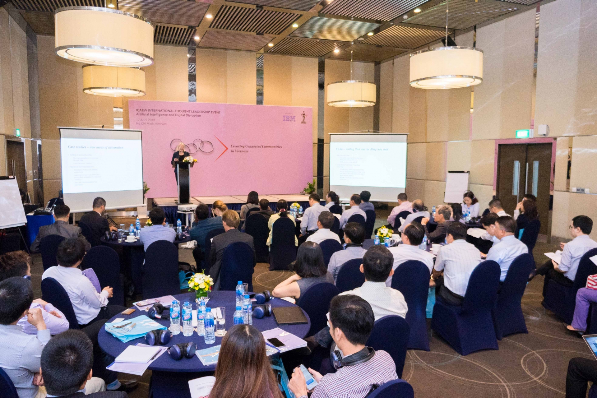 AI and Big Data at ICAEW 2018 Regional Thought Leadership Roadshow