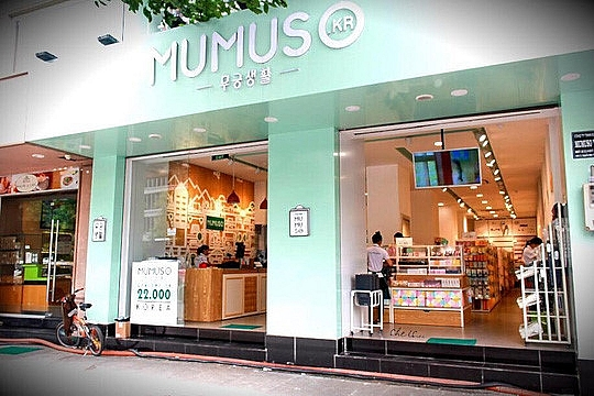 mumuso is flogging goods made in china