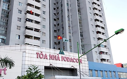 Fodacon Bac Ha building was penalised for not ensuring fire safety