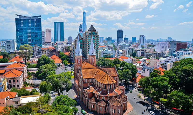 international funds for ho chi minh city sustainable urban development