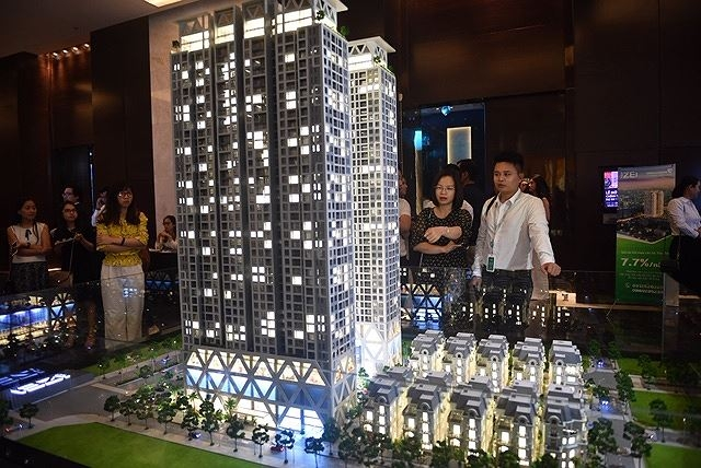 """The Zei """"vertical city"""" being developed at My Dinh"""