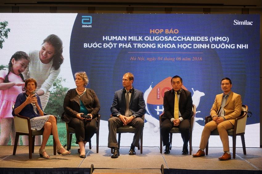 abbott launches first infant formula with immune nourishing human milk oligosaccharides hmo