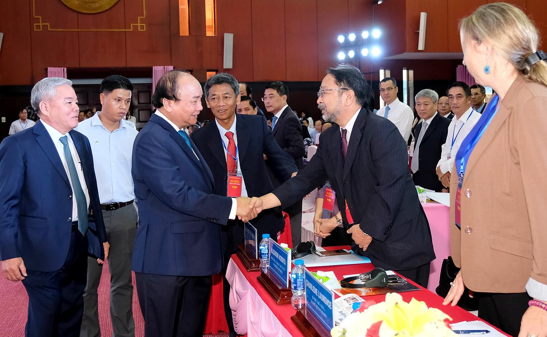 """Soc Trang to become """"treasury"""" of investors"""
