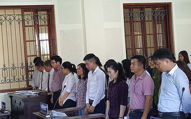 court hearing opens on vnd50 billion eximbank appropriation case