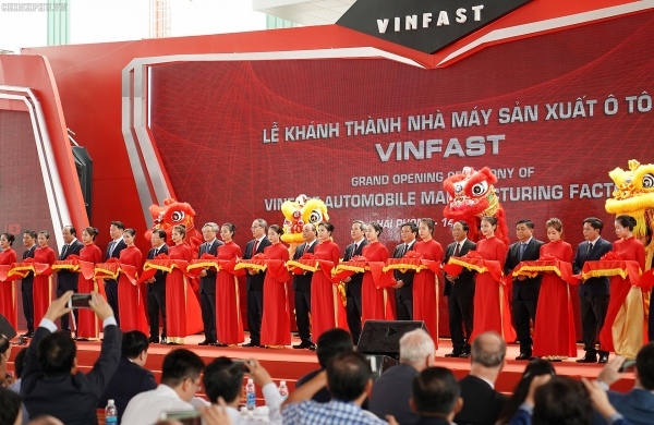 vinfast makes a miracle for automobile industry