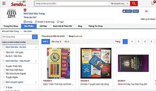 fake books available for sale on lazada shopee sendo