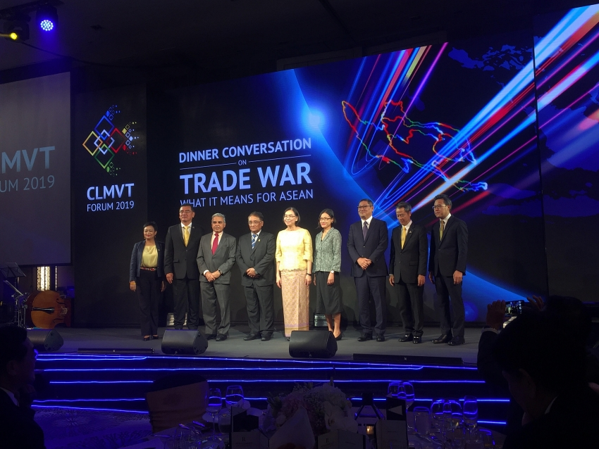 turning challenges of trade war into opportunities for clmvt countries