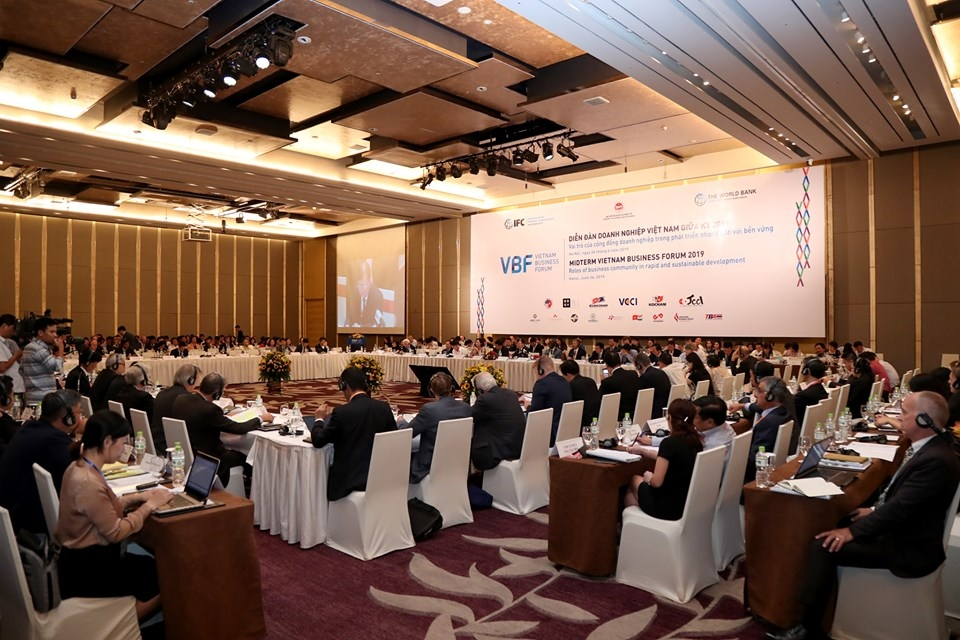 Role of business community in rapid and sustainable development