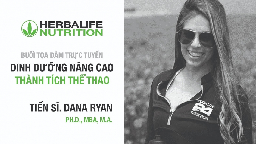 herbalife collaborates with vietnam olympic committee for sports nutrition training