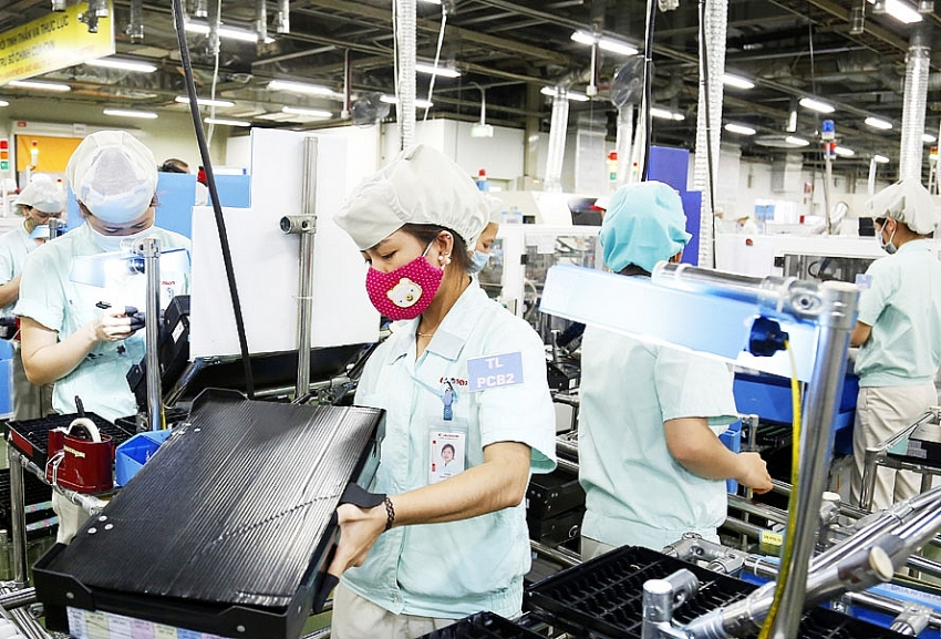 Newly-registered FDI capital in the first eight months soaring by 16.3 per cent