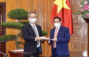 Vietnam to receive one million COVID-19 vaccine doses from Japan today
