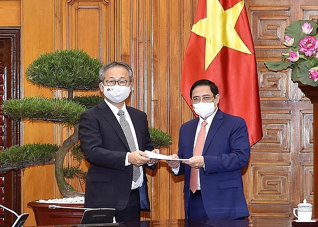 Vietnam to receive 1 million COVID-19 vaccine doses from Japan today