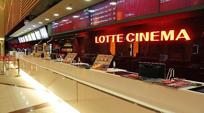 lottecinema obscenely violates food safety