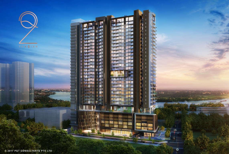 Thai billionaire sets ambitions on Vietnam's real estate sector