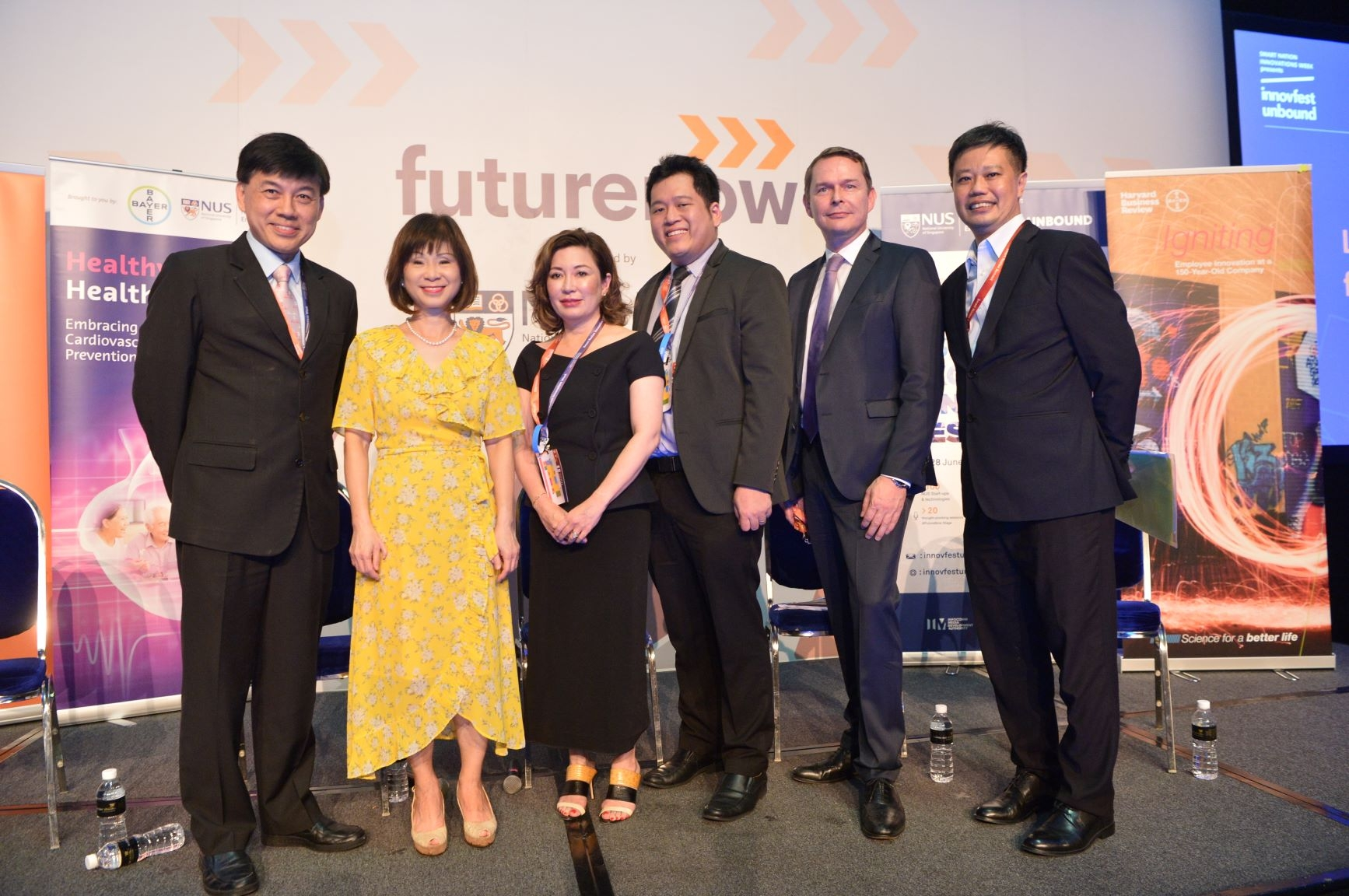 Bayer, NUS Enterprise launch Healthy Hearts, Healthy Aging Asia-Pacific Report
