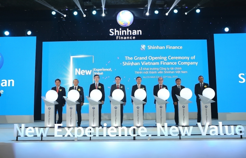 shinhan card launches shinhan finance and its corporate identity