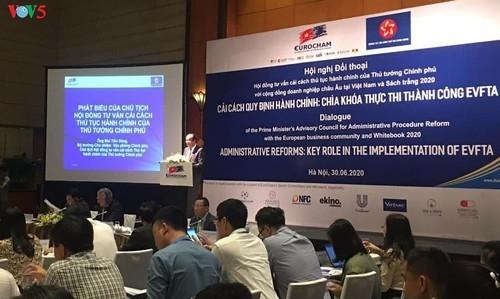 Administrative reforms – key to unlocking EVFTA