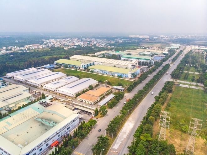 Audited report turns Hiep Phuoc Industrial Park smile up-side down