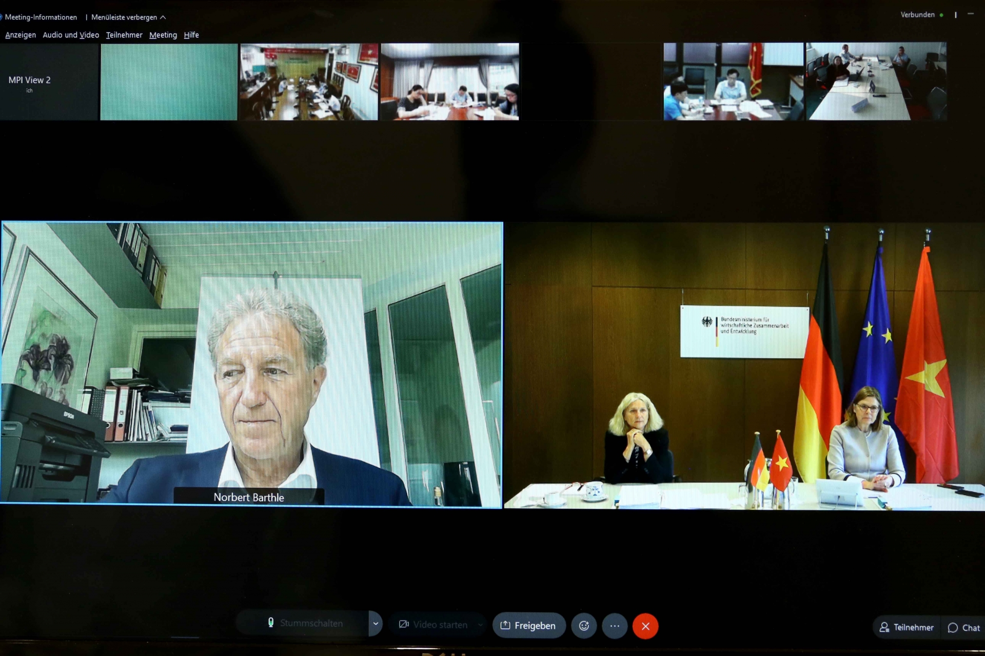 Germany to provide 113.56 million EUR of ODA to Vietnam