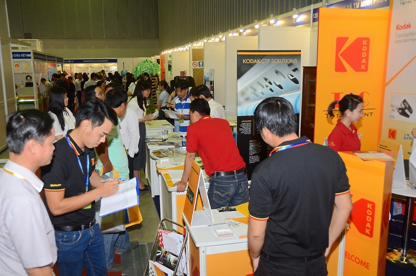 vietnamprintpack 2018 gathers 380 leading brands
