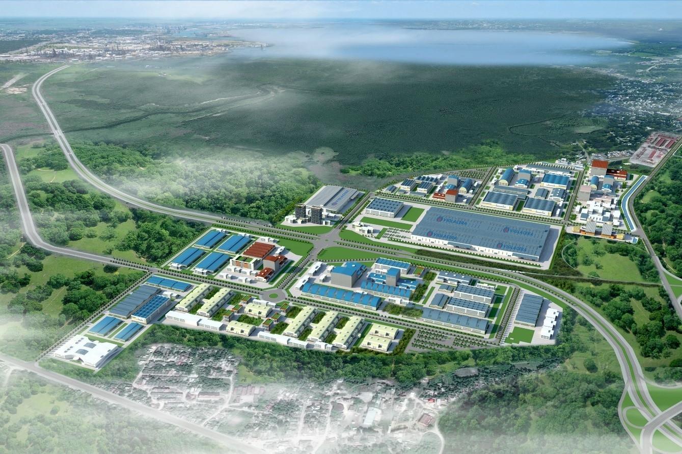 ViMariel, the first Vietnamese industrial park in Cuba