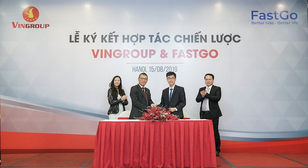 1,500 VinFast Fadils to join ride-hailing services