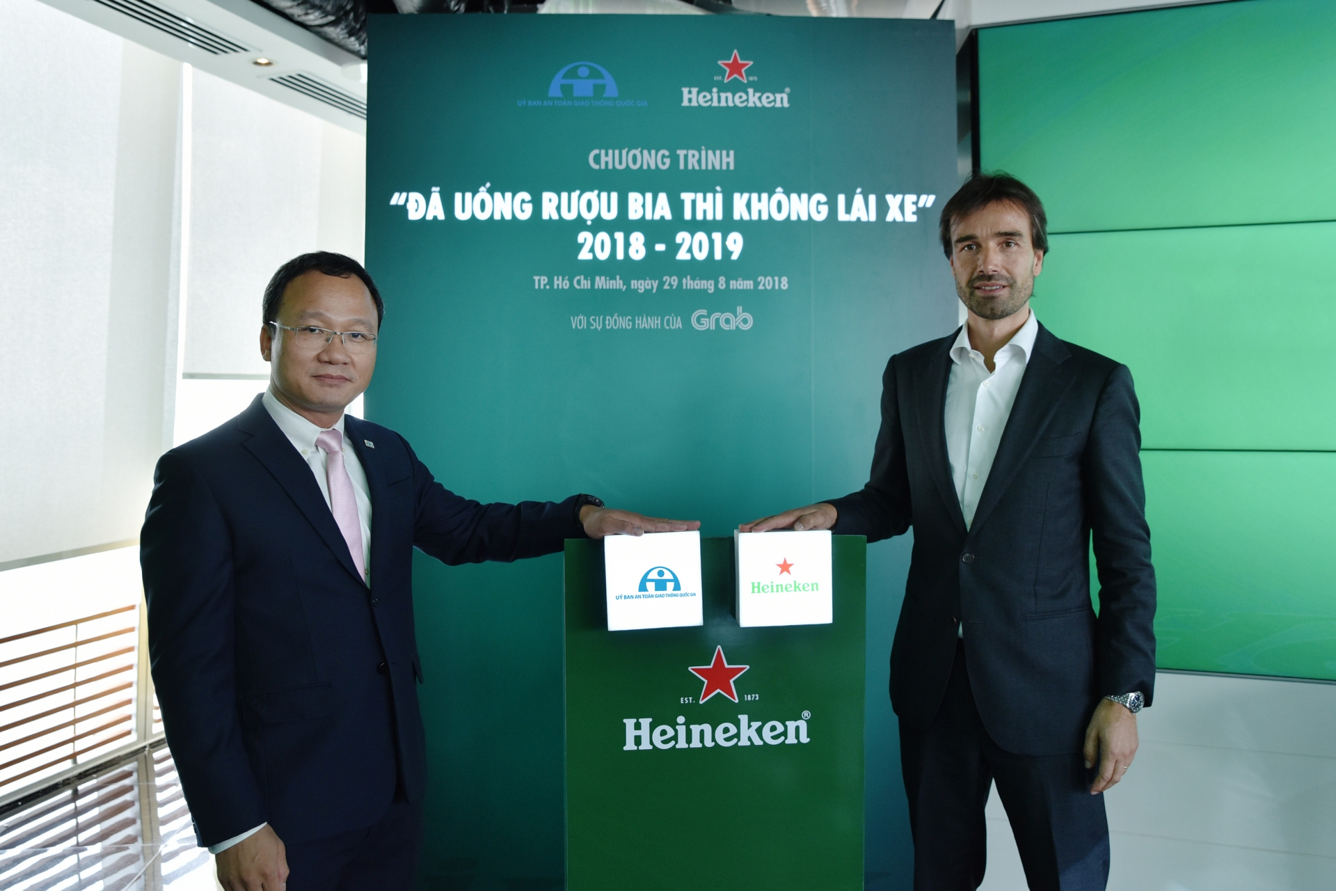 """Heineken's """"When you drive, never drink"""" campaign inspires consumers"""
