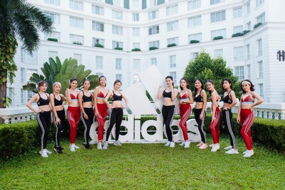 adidas to build healthier life for women