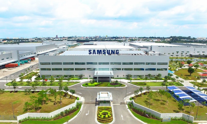 vietnam might become largest manufacturing facility of samsung