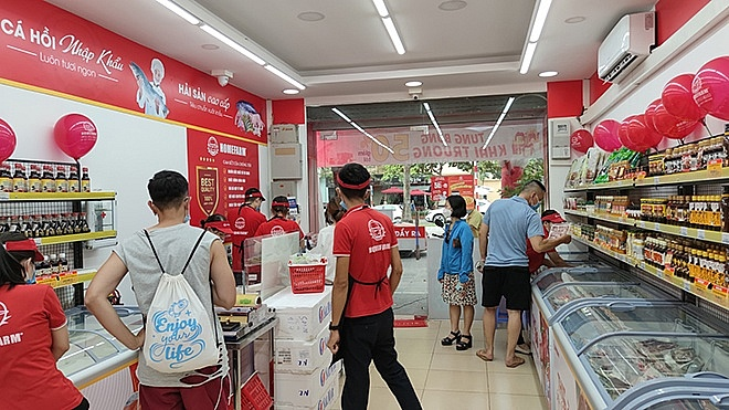 Alibaba's fund pours millions of dollars into a Vietnam's food chain