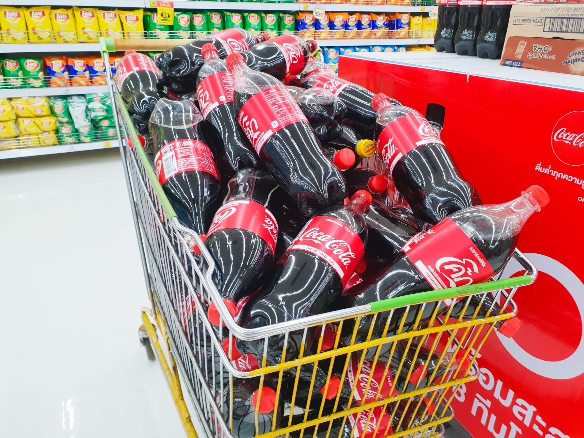 No surprise: Coca-cola is the world's largest plastic waste producer