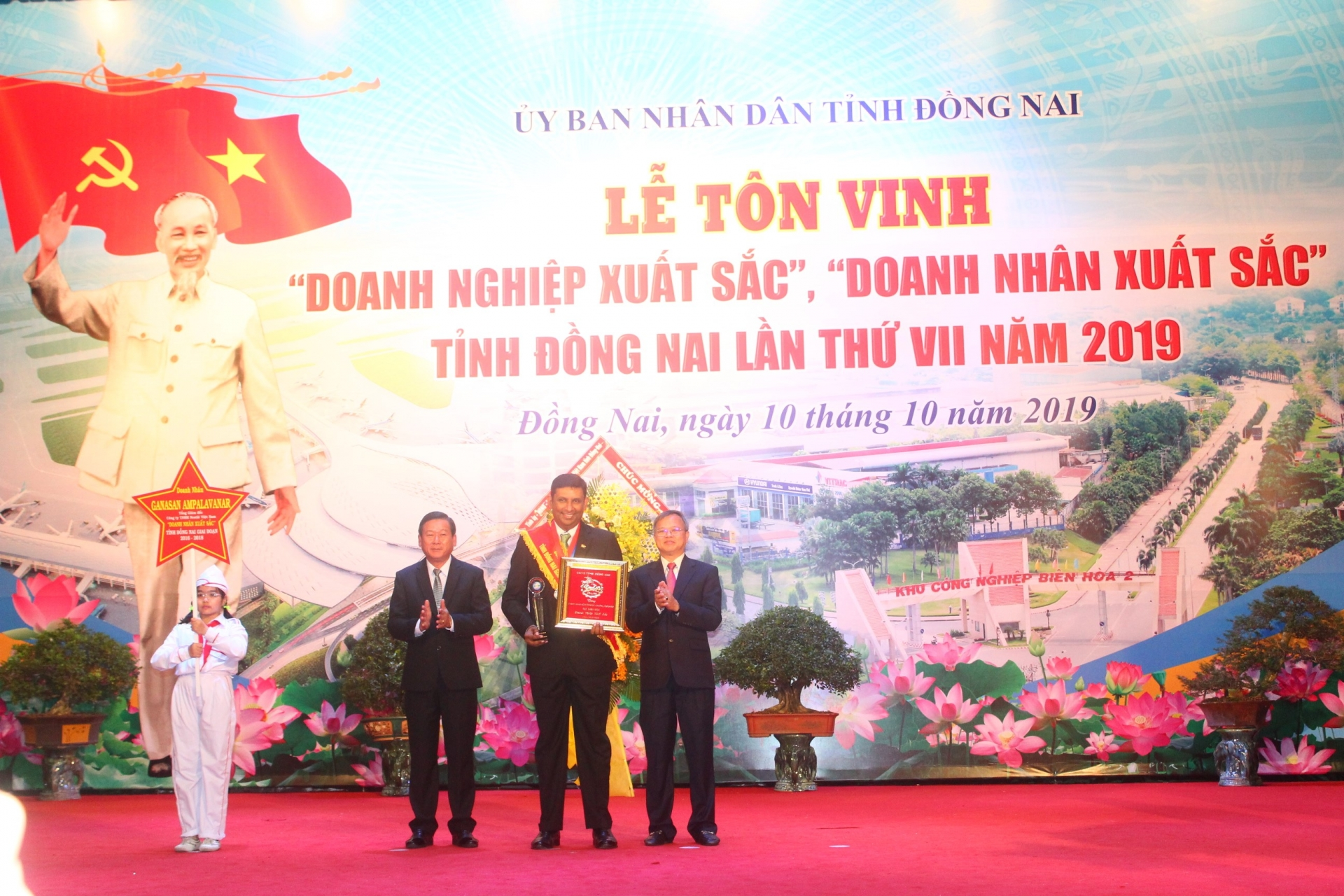 Nestlé honoured as Excellent Business by Dong Nai province