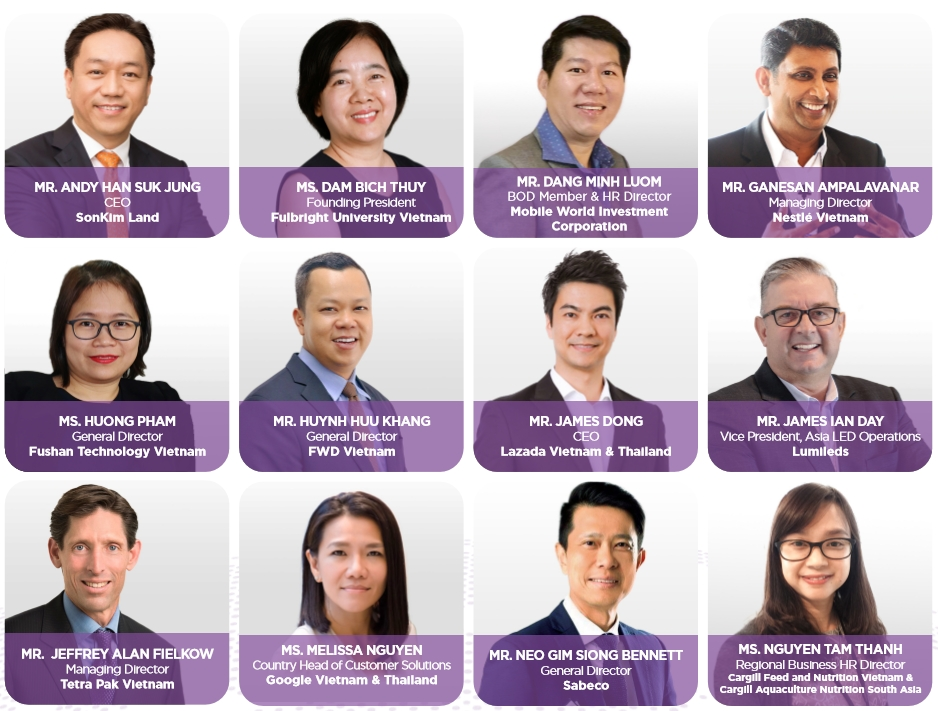 15+ Top CEOs converge to harness new future of HR