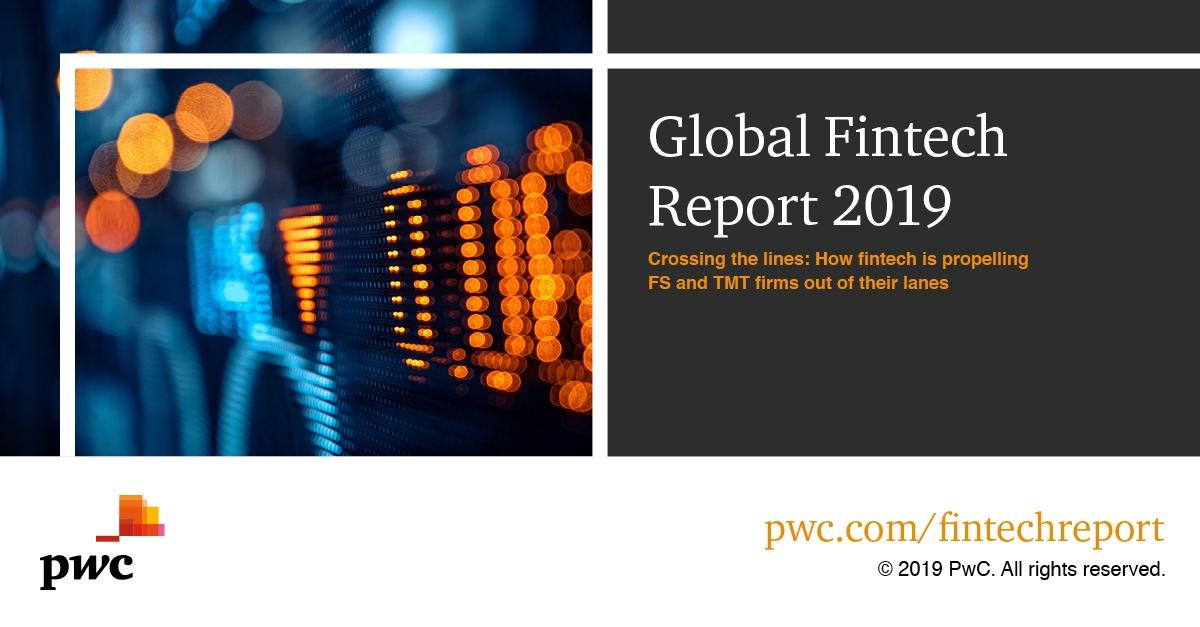 PwC surveys how financial and tech firms navigate fintech landscape