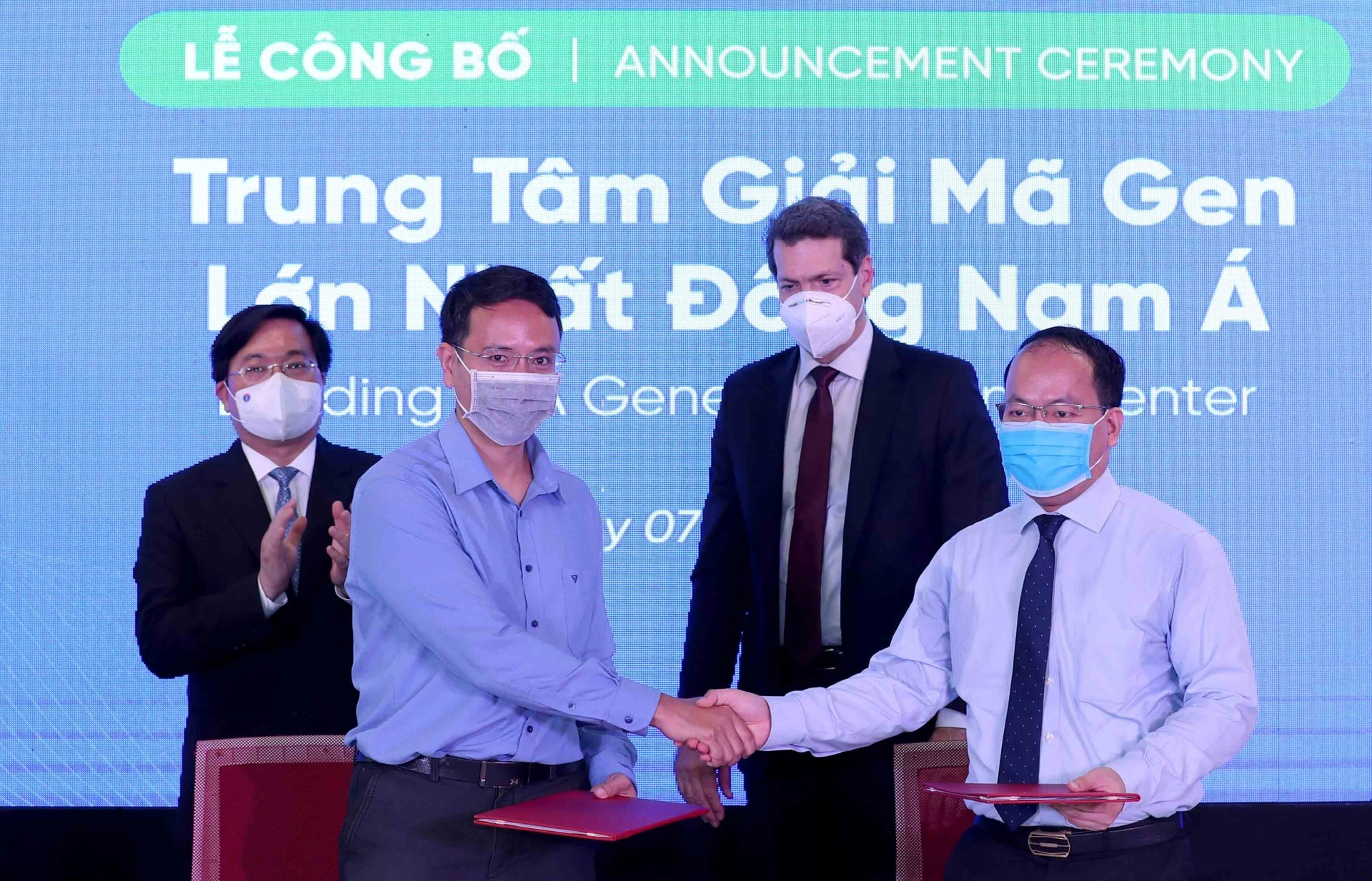 Genetica brings Southeast Asia's largest gene sequencing centre to Vietnam's NIC