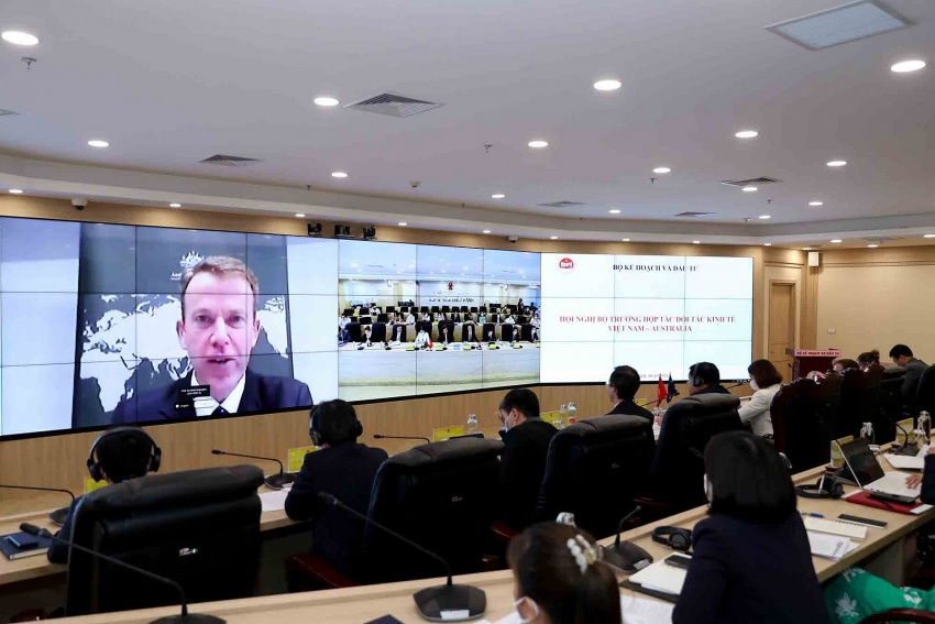Vietnam-Australia going to sign the strategy on strengthening economic cooperation
