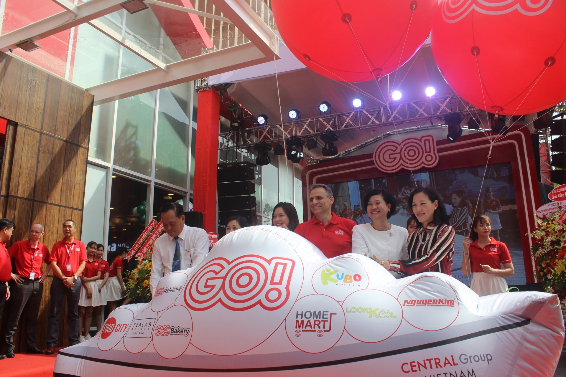 Central Group Vietnam introduces GO! My Tho