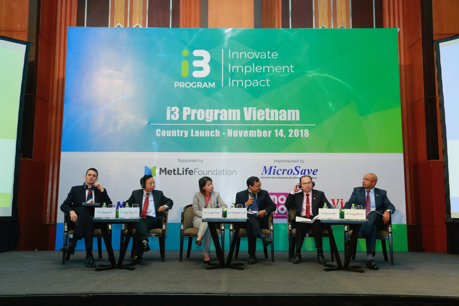 MicroSave and MetLife launches financial health programme in Vietnam