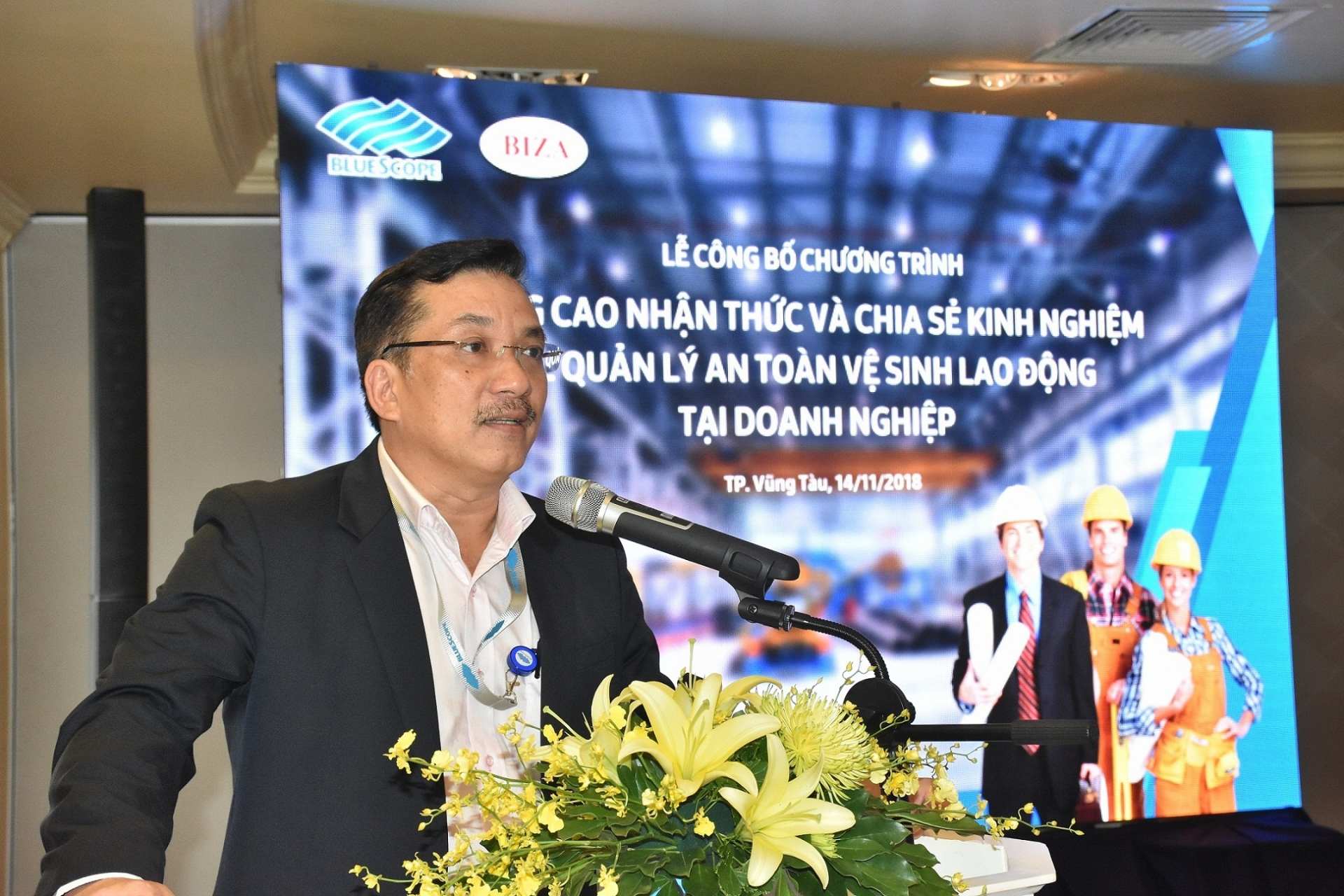 NS BlueScope Vietnam initiates labour safety and hygiene programme