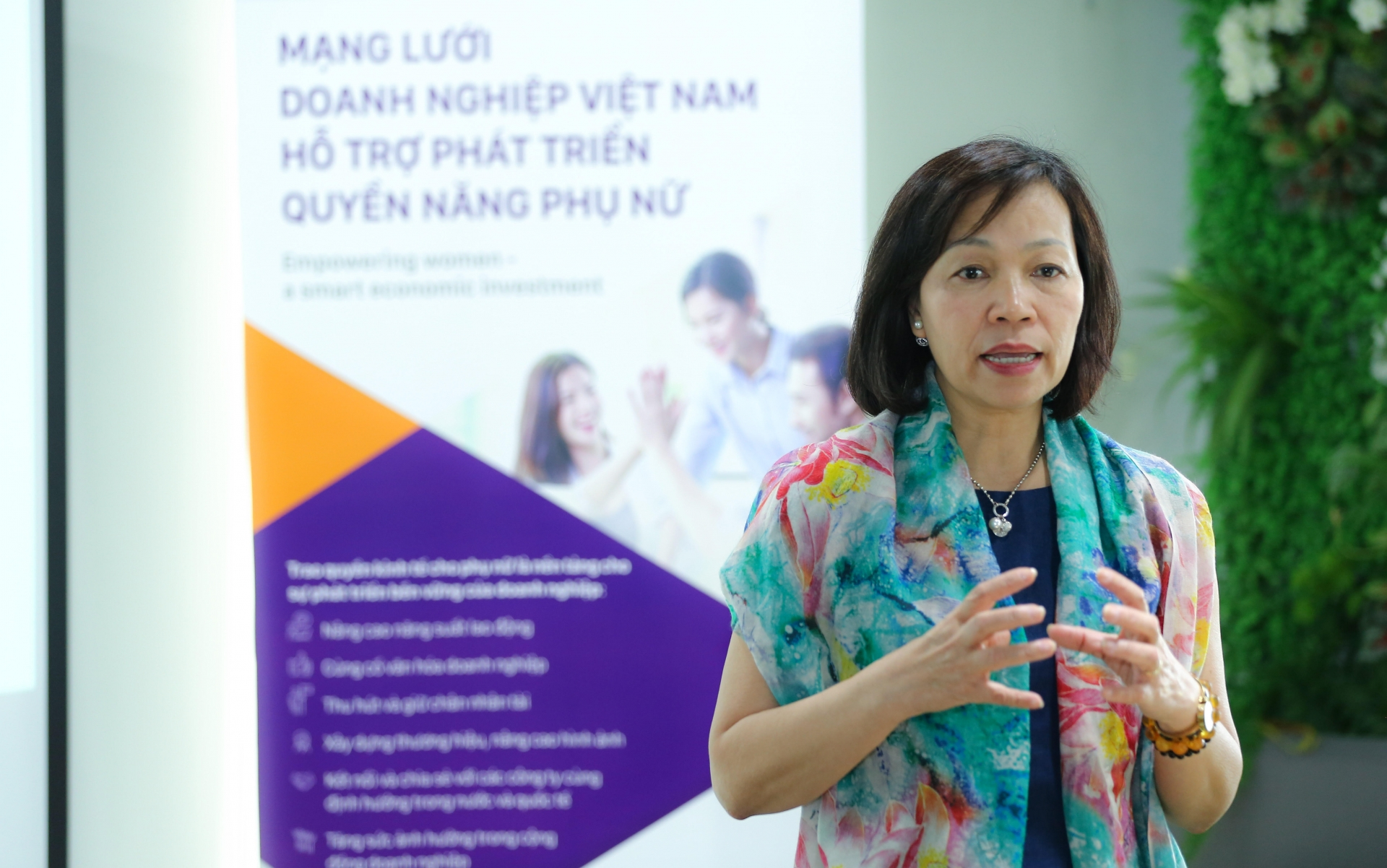 Global gender equality certificate improves competitiveness of businesses