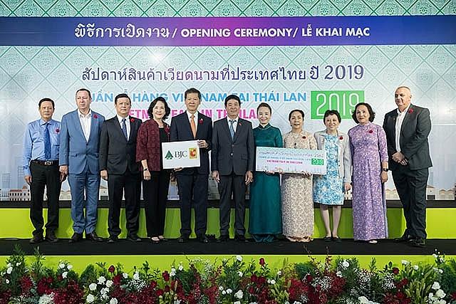 vietnam fair in thailand 2019 opens up opportunities